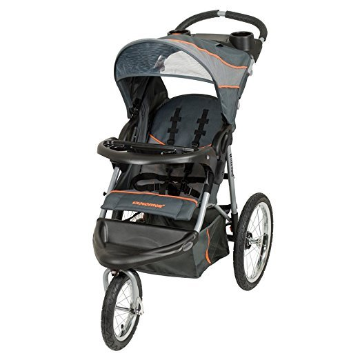 Baby Trend Expedition Jogging Stroller Single Review